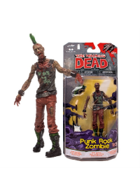 Figurka The Walking Dead: Comic Series 3 - Punk Rock Zombie