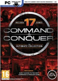 Command & Conquer: The Ultimate Collection - Downloadable