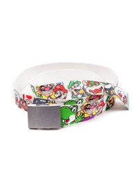 Opasok Nintendo - All Over Printed Webbing