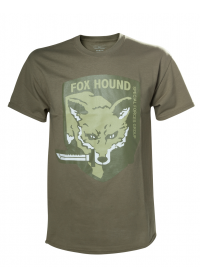 Tričko Metal Gear Solid - Fox Hound