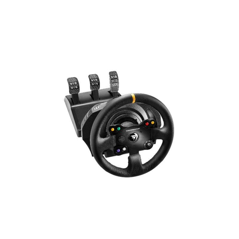 thrustmaster tx racing wheel leather edition xbox one a pc gamescenter. Black Bedroom Furniture Sets. Home Design Ideas