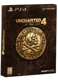 Uncharted 4: A Thiefs End (Libertalia Collector's Edition)