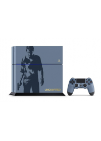 PlayStation 4 1TB Uncharted 4: A Thief's End limited edition