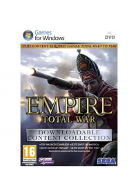 Empire Total War: Downloadable Content Collection
