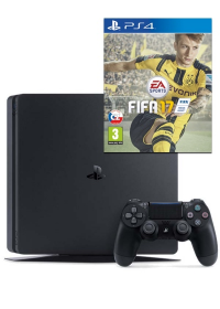 PlayStation 4 Slim 1TB + Fifa 17