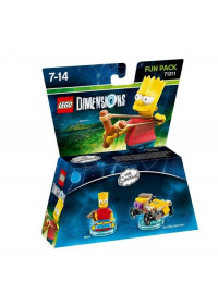 LEGO Dimensions Fun Pack - Bart Simpsons 71211
