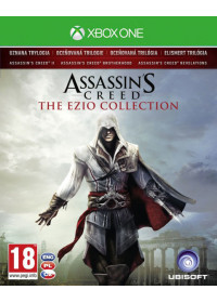 Assassin's Creed The Ezio Collection CZ