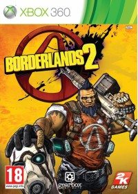 Borderlands 2 -  voucher (online kód)
