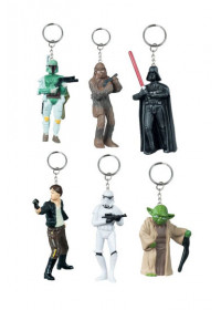 Star Wars Keychains Mystery Eggs