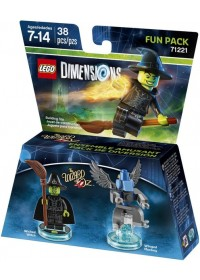 LEGO Dimensions Fun Pack - Wizard of Oz Wicked Witch 71221