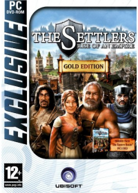 Settlers:Rise of An Empire (Gold Edition)