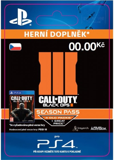 how to download cod season pass ps4