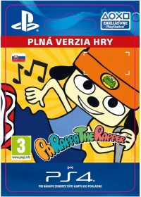 SK PS4 - PaRappa the Rapper Remastered