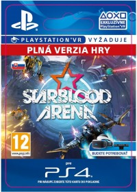 SK PS4 - StarBlood Arena