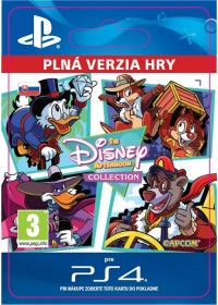 SK PS4 - The Disney Afternoon Collection