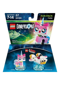 LEGO Dimensions Fun Pack -Lego Movie Unikitty 71231