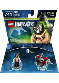 LEGO Dimensions Fun Pack -DC Bane 71240