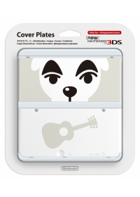 New 3DS Cover Plate 5 (Dog)