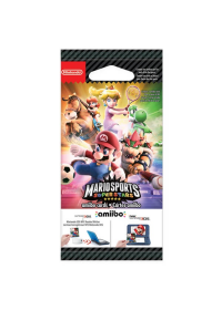 3DS Mario Sports Superstars amiibo card (5pcs)