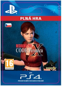 CZ PS4 - Resident Evil Code: Veronica X