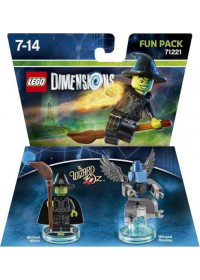 LEGO Dimensions Fun Pack Wizard of Oz Wicked Witch 71221