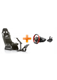 Playseat® Forza Motorsport + volant s pedály Thrustmaster Ferrari 458 Spider ZDARMA