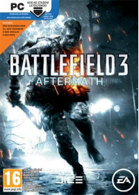 Battlefield 3 Aftermath CD key