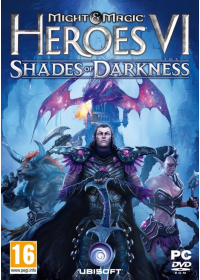 Might & Magic Heroes 6: Odtiene temnoty CZ