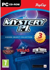 Mystery P.I. Triple Pack