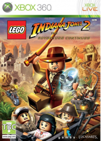 Lego Indiana Jones 2 The Adventure Continue