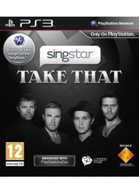 PS3 SingStar Take That - Bazár