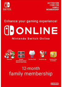 365 Days Switch Online Membership (Family)