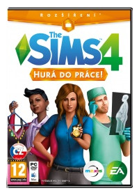 The SIMS 4: Get to Work CZ
