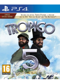 TROPICO 5 Limited Special Edition