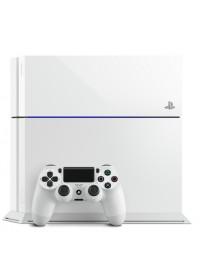 Sony PlayStation 4 Vertical Stand - glacier white