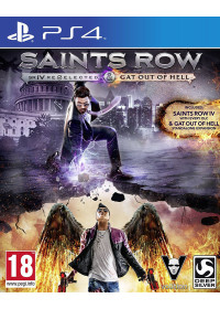 Saints Row 4: Re-Elected + Gat Out of Hell First Edition