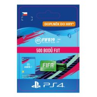 CZ PS4 - 500 FIFA 19 Points Pack