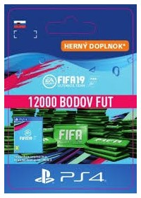 SK PS4 - 12000 FIFA 19 Points Pack