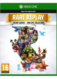 RARE REPLAY, 30 HIT GAMES