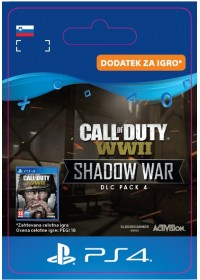SK PS4 -  COD:WWII-Shadow War:DLC Pack4