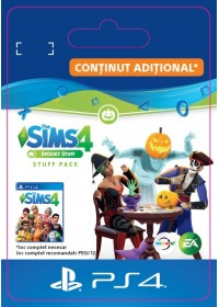 CZ PS4 - The Sims™ 4 Spooky Stuff