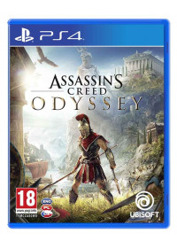 PS4 Assassin's Creed Odyssey Bazár