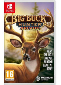 Switch Big Buck Hunter Arcade