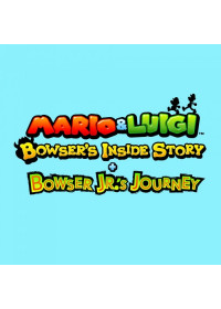 3DS Mario &amp, Luigi: Bowser's Inside Story+B.Journey