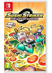 SWITCH Sushi Striker: The Way of Sushido