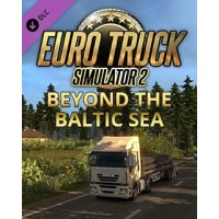Euro Truck Simulátor 2 Beyond the Baltic Sea