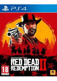 PS4 Red Dead Redemption 2 Bazár
