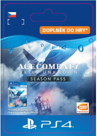 CZ PS4 - ACE COMBAT7: SKIES UNKNOWN SeasonPass