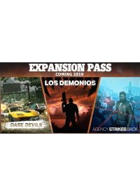 SK PS4 - Just Cause 4 - Expansion Pass