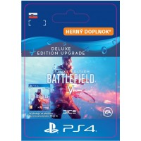 SK PS4 - Battlefield™ V Deluxe Edition Upgrade